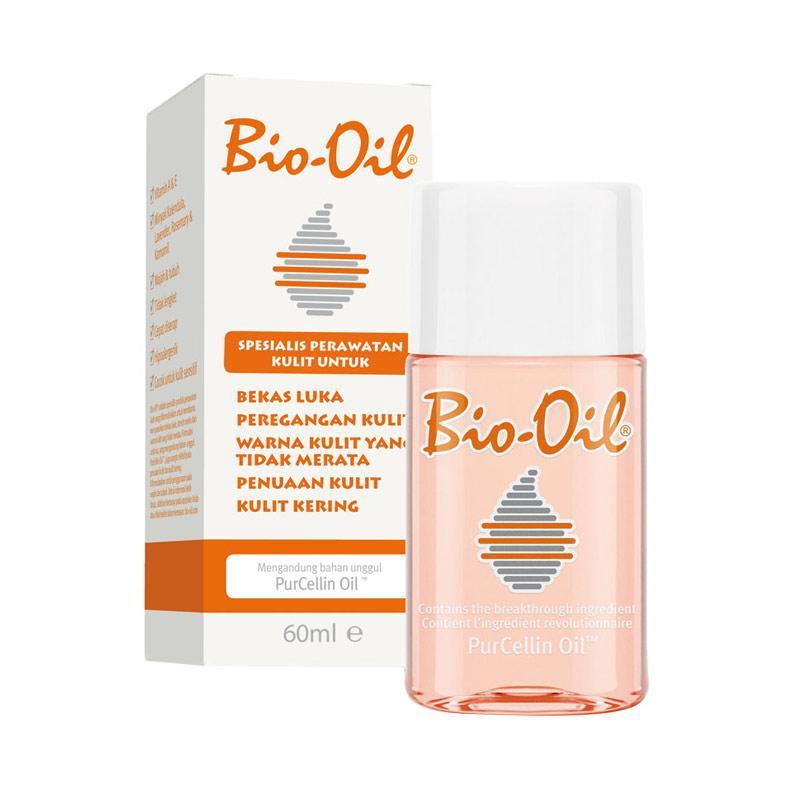 Jual Bio Oil Minyak Perawatan Kulit 60 Ml Online April 2021 Blibli