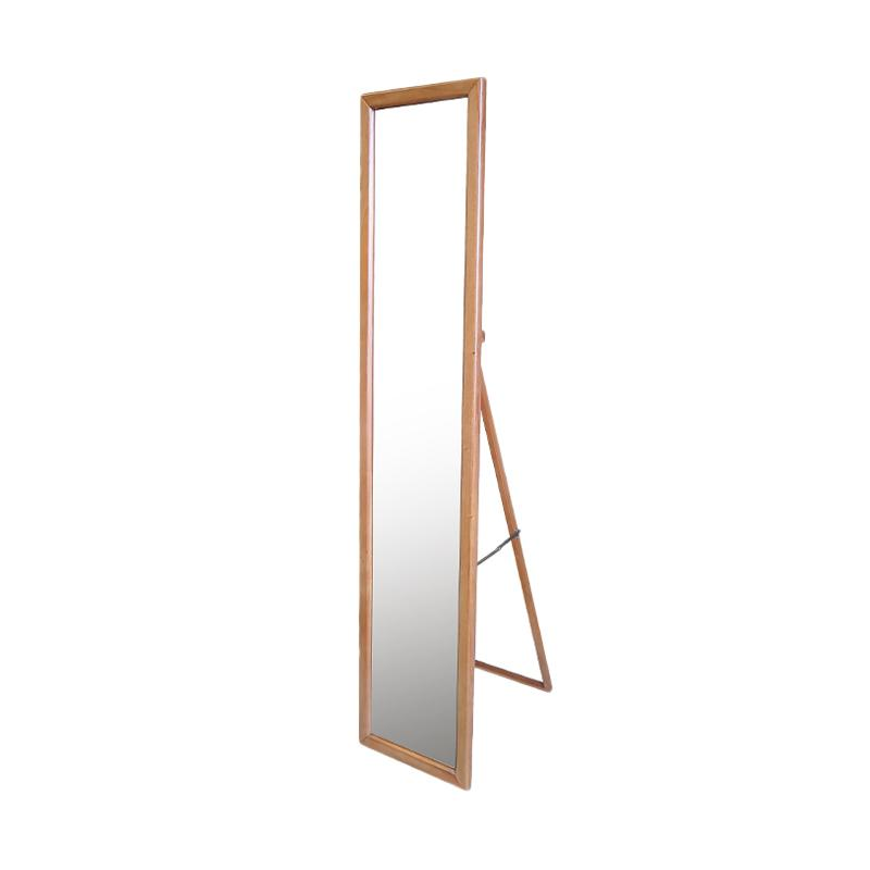 Toraya MR-145 ST LBR Living Mirror Cermin - Natural