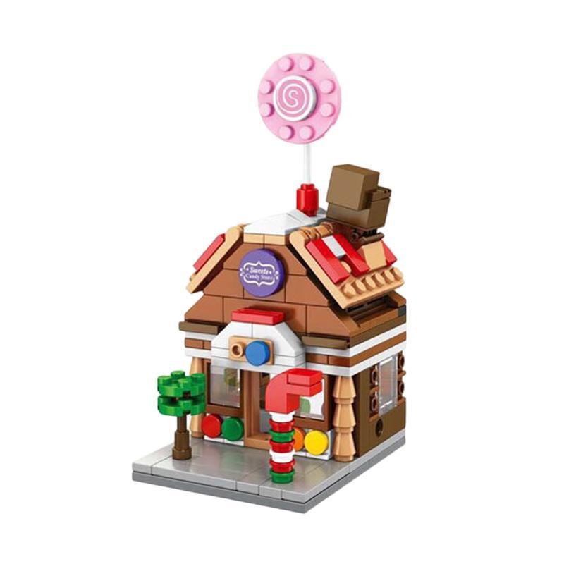 Sembo Sd6022 Candy Store Mini Blocks