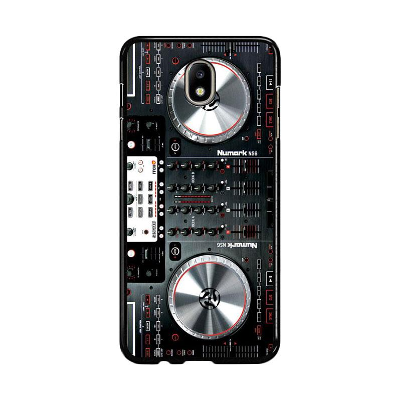 Flazzstore Digital Mixer Dj Turntable Electronic Music F0362 Custom Casing for Samsung Galaxy J7 Pro 2017