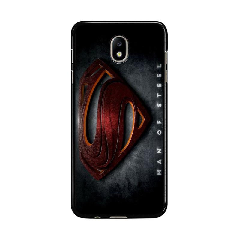 Flazzstore Man Of Steel F0537 Custom Casing for Samsung Galaxy J5 Pro 2017