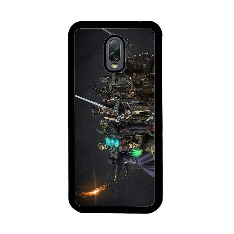 Flazzstore Skyrim Custom Casing for Z0279 Samsung Galaxy J7 Plus
