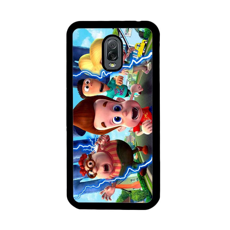 Flazzstore The Adventures Of Jimmy Neutron Z1335 Custom Casing for Samsung Galaxy J7 Plus