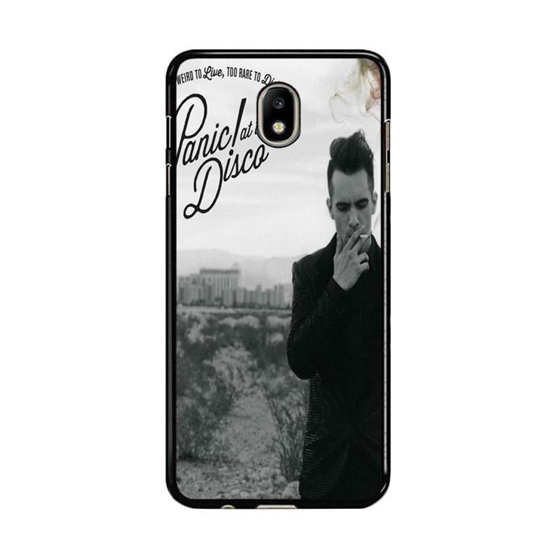 Flazzstore Panic At The Disco Album Cover F0590 Custom Casing for Samsung Galaxy J7 Pro 2017