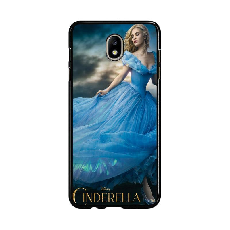 Flazzstore Cinderella 2015 Z0127 Custom Casing for Samsung Galaxy J7 Pro 2017