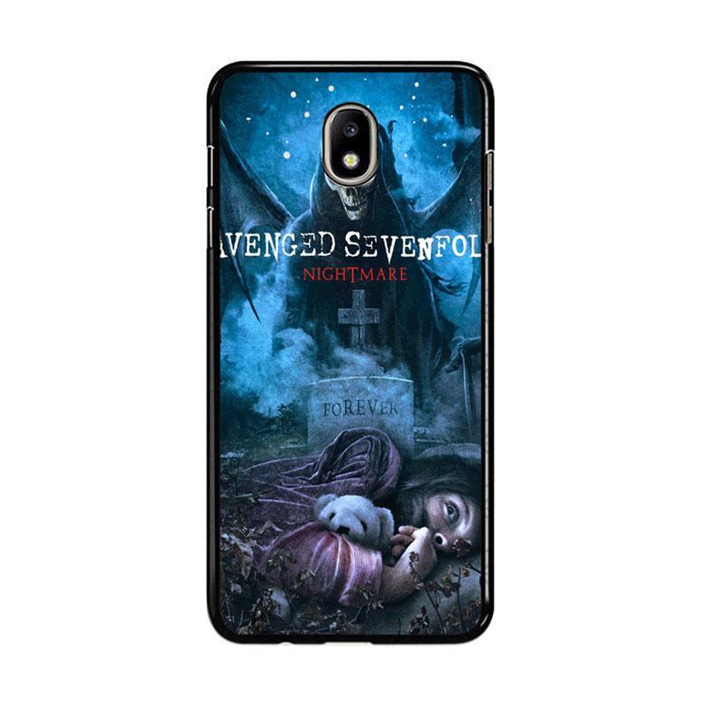 Flazzstore Avenged Sevenfold Rip Z0124 Custom Casing for Samsung Galaxy J5 Pro 2017