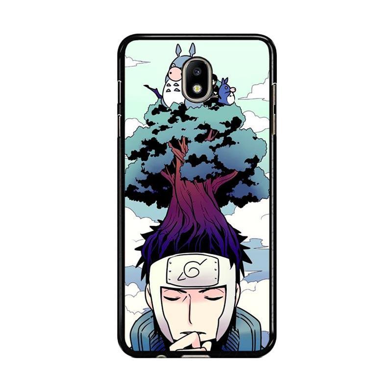 Flazzstore Neigbhor Totoro Meet Naruto Z0254 Custom Casing for Samsung Galaxy J7 Pro 2017