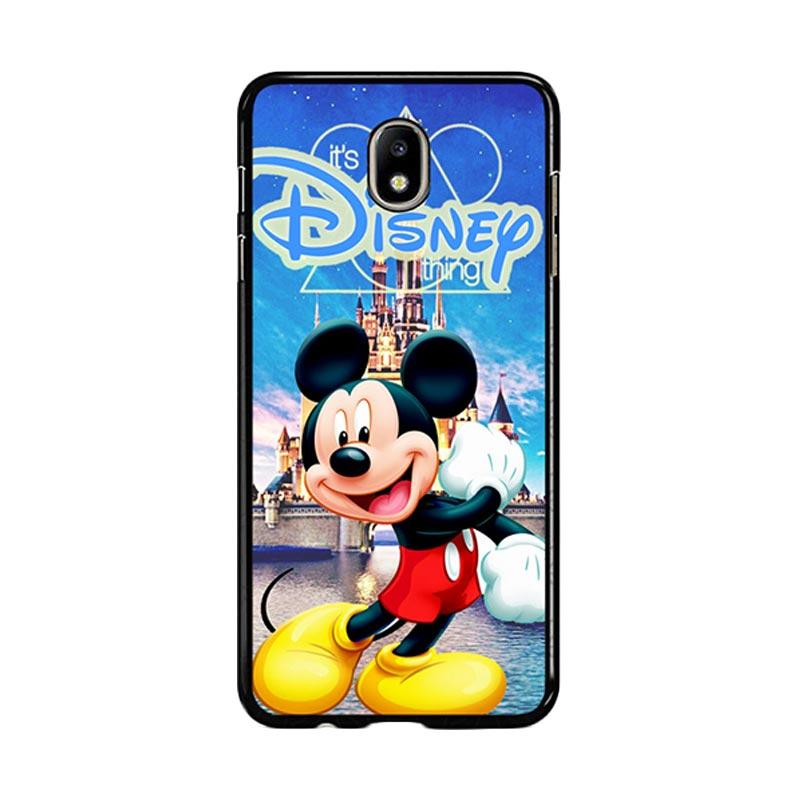 Flazzstore Mickey Mouse Disney Z0548 Custom Casing for Samsung Galaxy J7 Pro 2017
