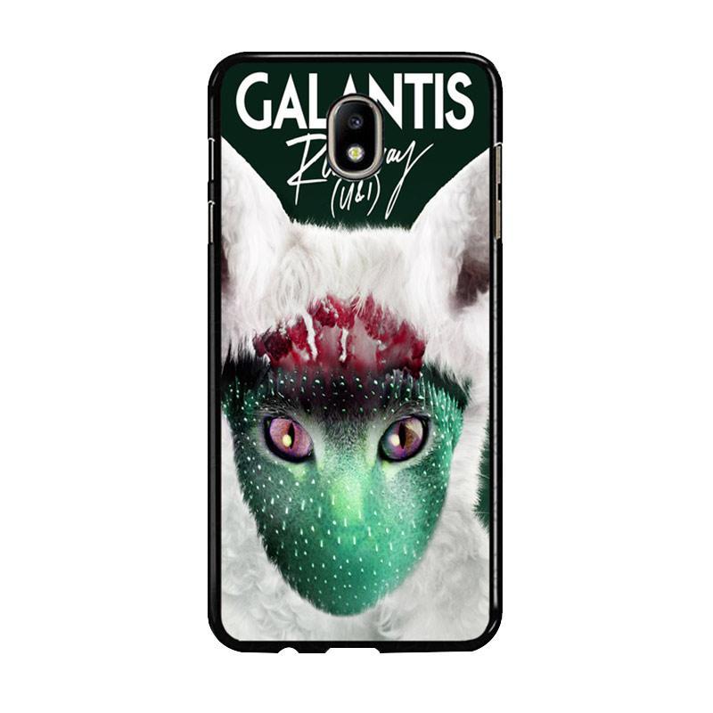 Flazzstore Galantis Runaway Z0427 Custom Casing for Samsung Galaxy J5 Pro 2017 - White