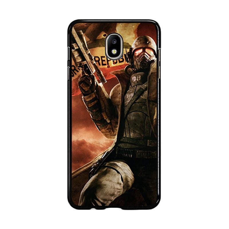 Flazzstore Fallout New California Republic Z1240 Custom Casing for Samsung Galaxy J5 Pro 2017