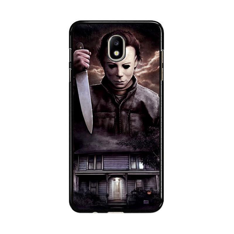 Flazzstore Michael Myers Halloween Z1319 Custom Casing for Samsung Galaxy J5 Pro 2017