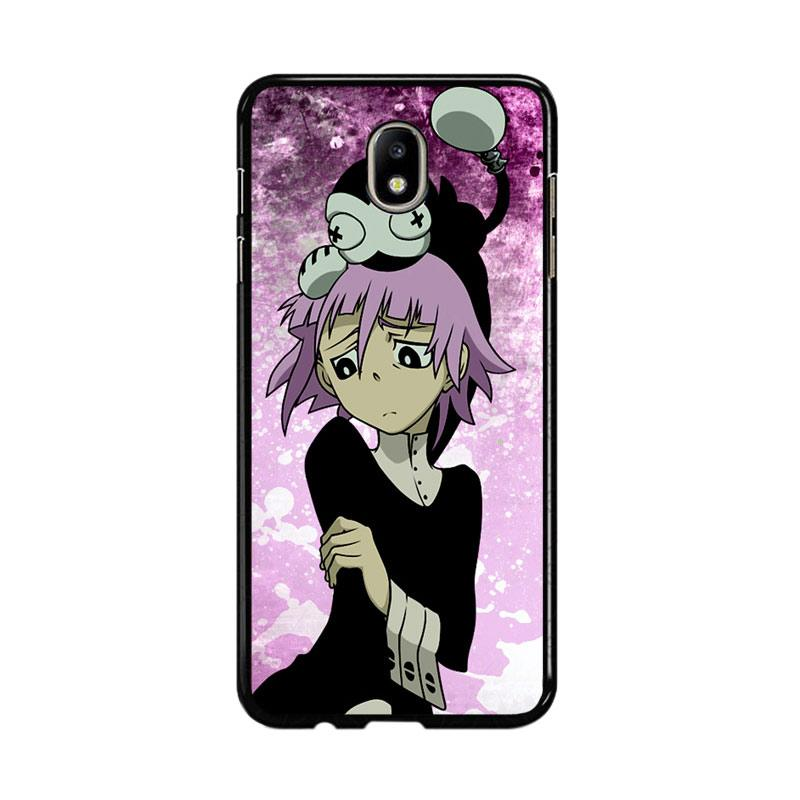 Flazzstore Soul Eater Crona Z1437 Custom Casing for Samsung Galaxy J5 Pro 2017