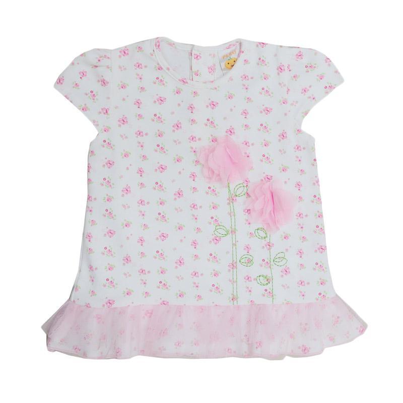 harga PLEU A-line Bunga Kecil Dress Anak Blibli.com