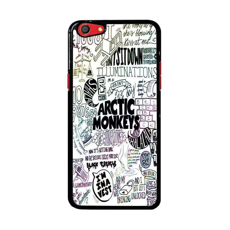 Flazzstore Arctic Monkeys Band Lyrics Quote Z0914 Custom Casing for Oppo F3