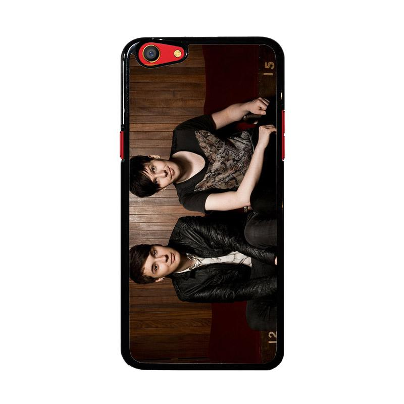 Flazzstore Dan And Phil Z1036 Custom Casing for Oppo F3