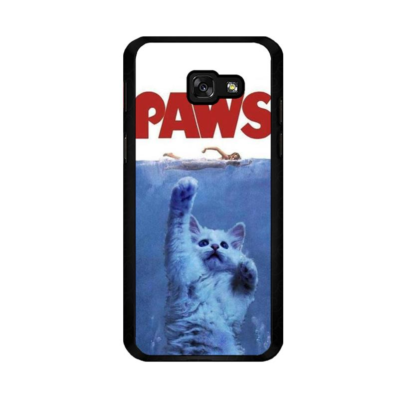 Flazzstore Paws Ovie Parody Funny Cat Attack F0586 Custom Casing for Samsung Galaxy A5 2017