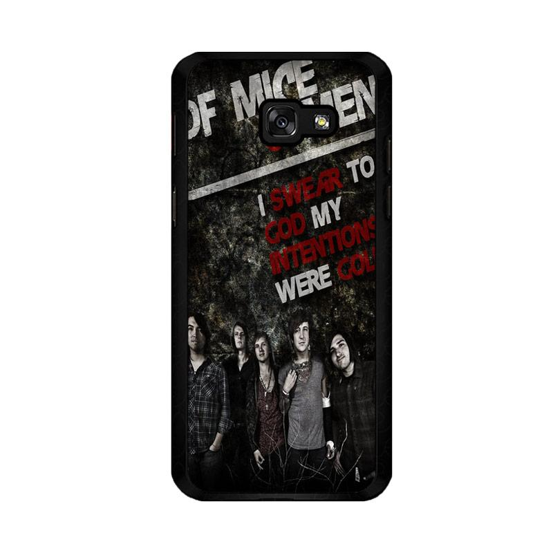 Flazzstore Of Mice And Men Band F0544 Custom Casing for Samsung Galaxy A5 2017
