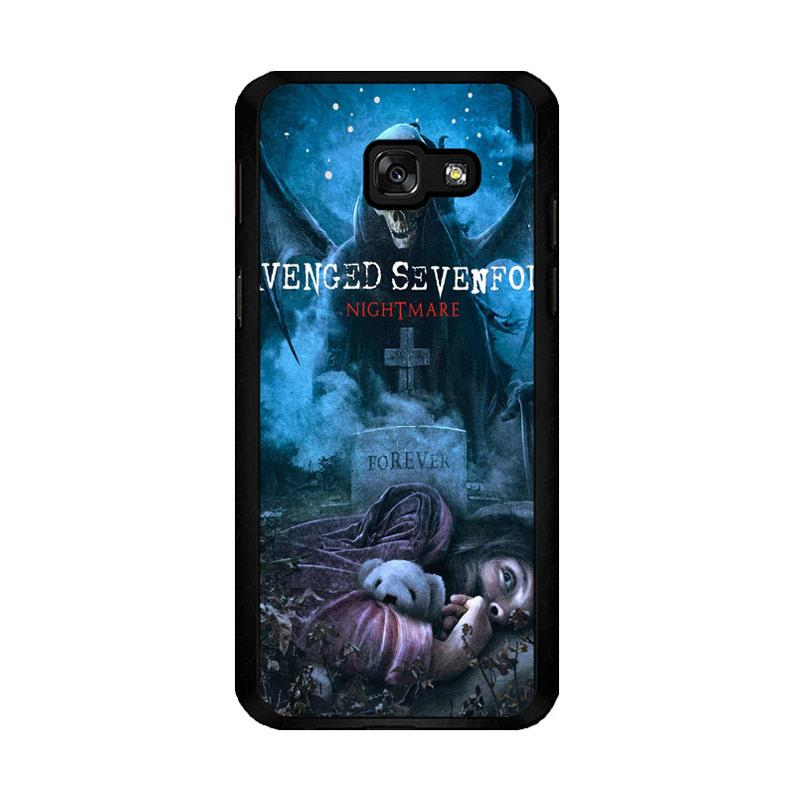 Flazzstore Avenged Sevenfold Rip Z0124 Custom Casing for Samsung Galaxy A5 2017