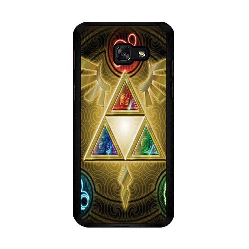 Flazzstore Zelda Triforce Element Z0152 Custom Casing for Samsung Galaxy A5 2017