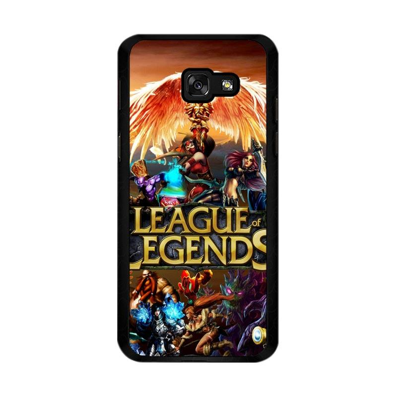 Flazzstore League Of Legends Cover Z0281 Custom Casing for Samsung Galaxy A5 2017