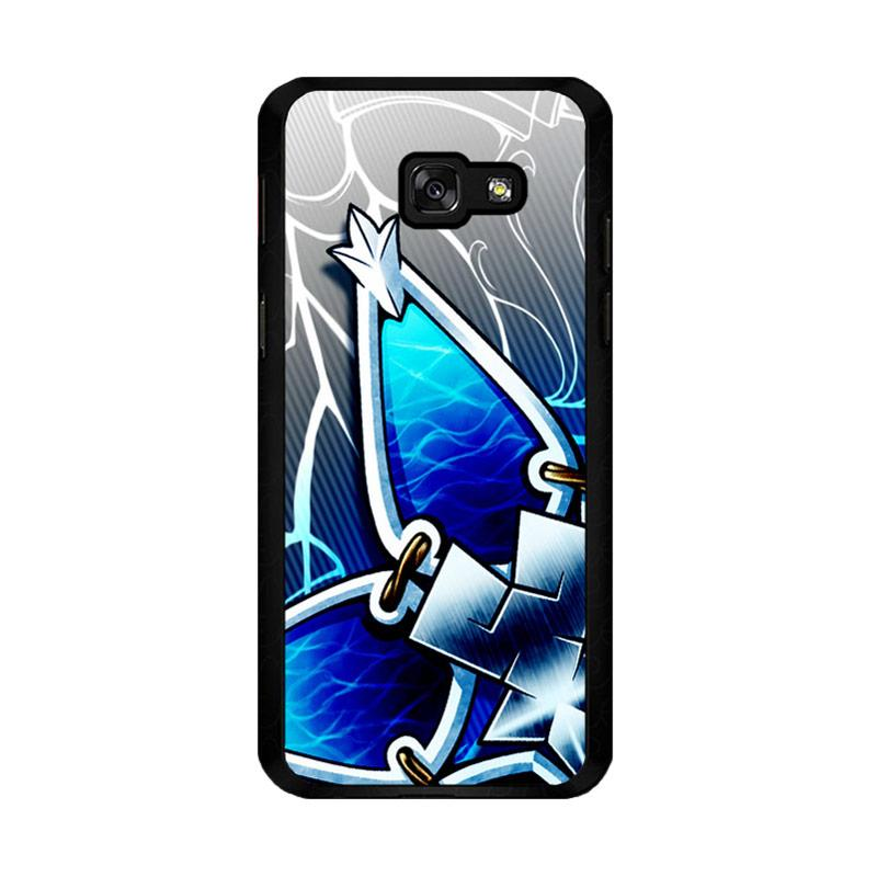 Flazzstore Kingdom Hearts Aqua Wayfinder Z0357 Costum Casing for Samsung Galaxy A5 2017