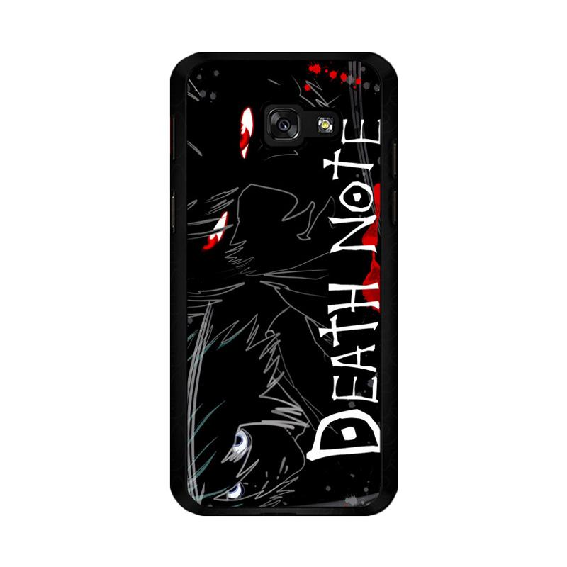 Flazzstore Death Note Anime Z0463 Custom Casing for Samsung Galaxy A5 2017
