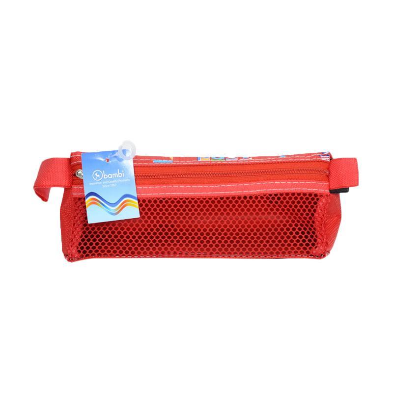 Bambi 5744 Pencil Case Raven - Red
