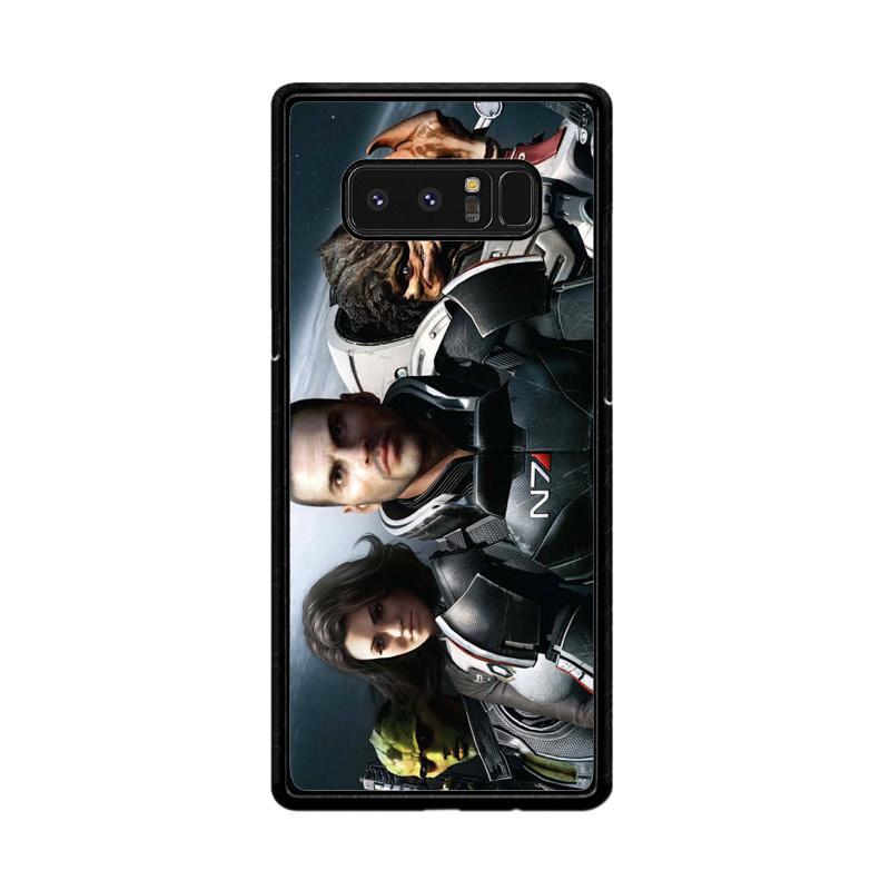 Flazzstore Mass Effect 2 Grunt Z1313 Custom Casing for Samsung Galaxy Note8