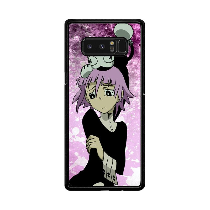 Flazzstore Soul Eater Crona Z1437 Custom Casing for Samsung Galaxy Note8