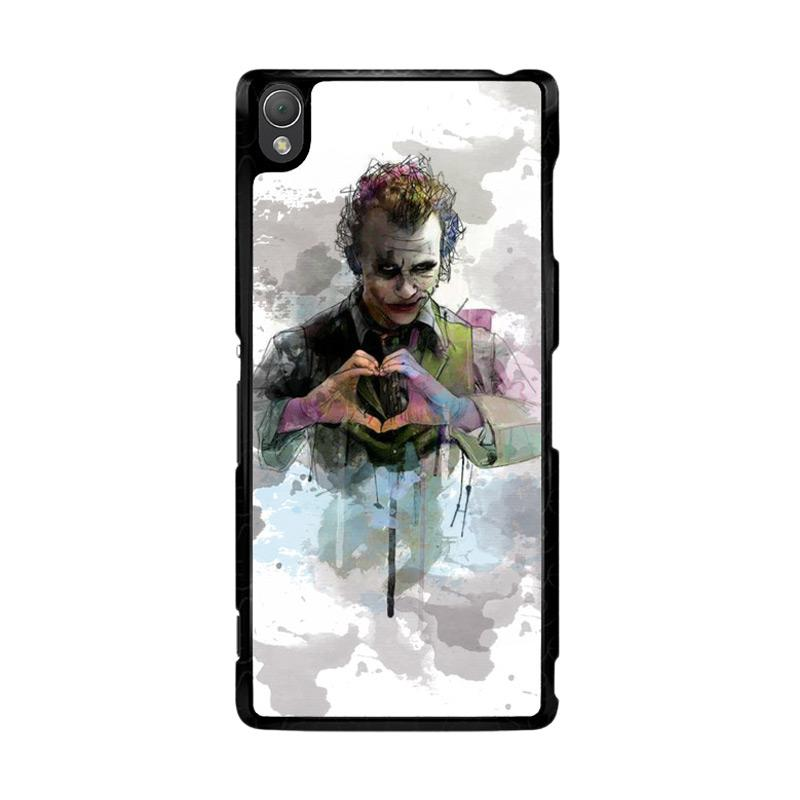 Flazzstore Joker Water Colour O0455 Custom Casing for Sony Xperia Z3
