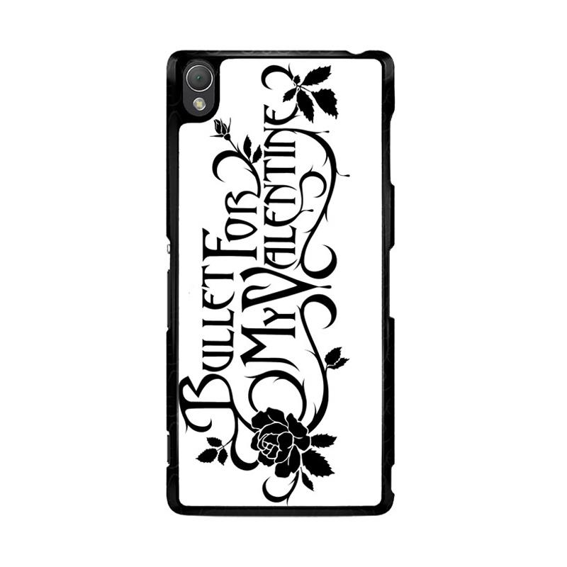 Flazzstore Bullet For My Valentine Matthew Tuck F0350 Custom Casing for Sony Xperia Z3