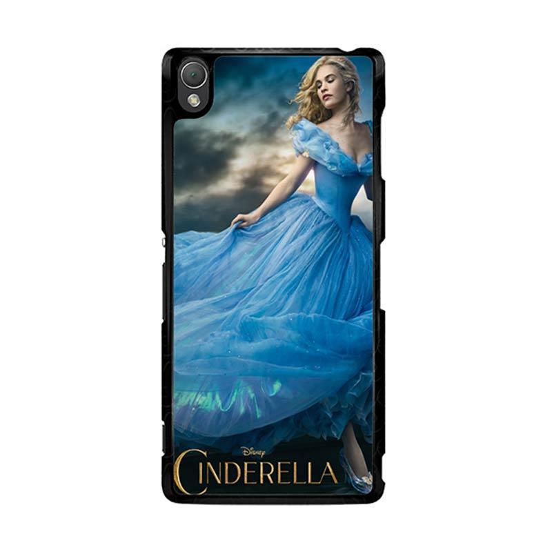 Flazzstore Cinderella 2015 Z0127 Custom Casing for Sony Xperia Z3