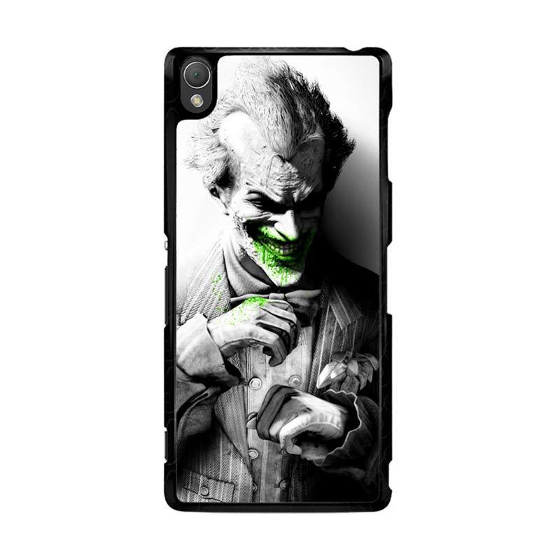 Flazzstore Batman The Joker Z0153 Custom Casing for Sony Xperia Z3