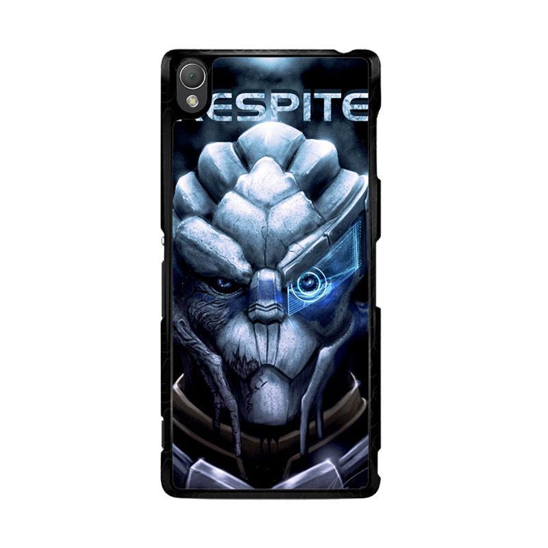 Flazzstore Mass Effect 3 Garrus Z0384 Custom Casing for Sony Xperia Z3