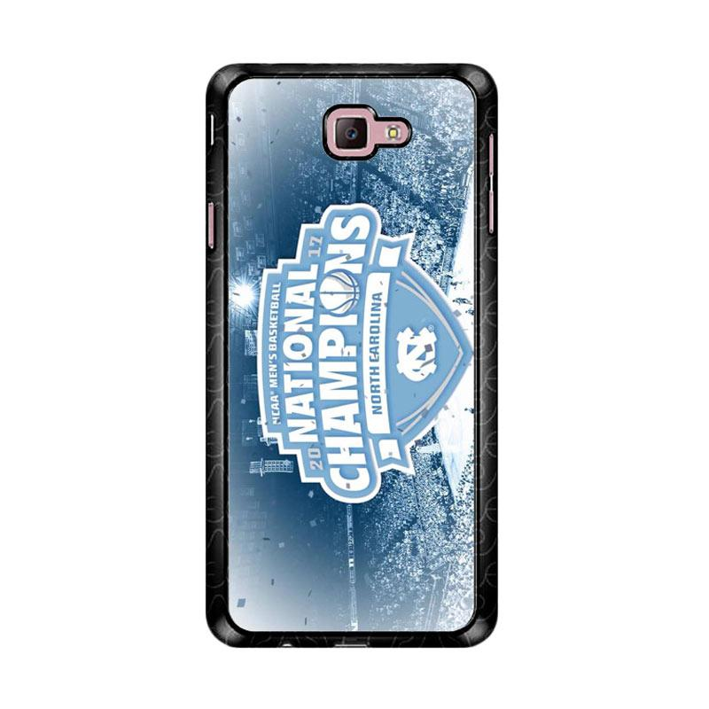 Flazzstore North Carolina Unc National Championships Z4876 Custom Casing for Samsung Galaxy J7 Prime