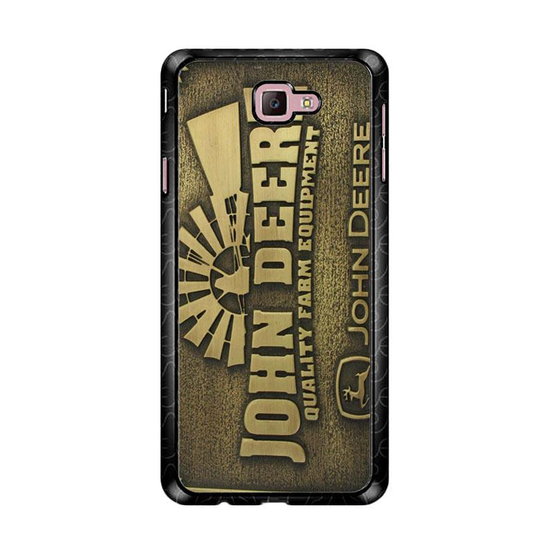 Flazzstore John Deere Quality Farm Z5042 Custom Casing for Samsung Galaxy J7 Prime
