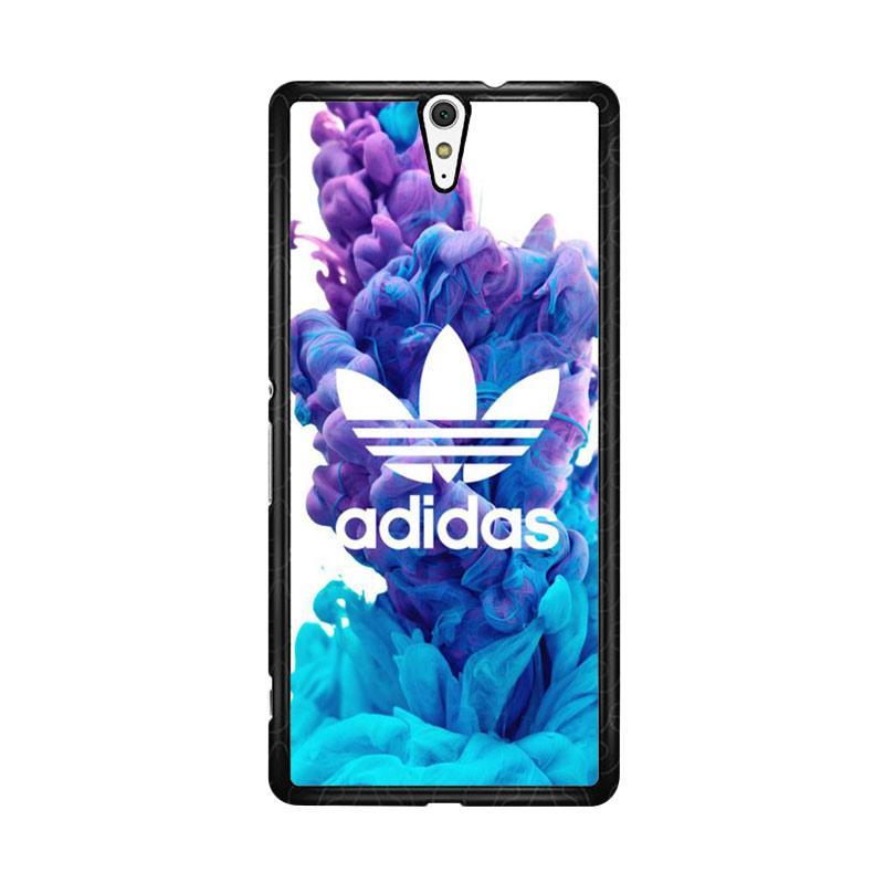 Flazzstore Adidas Smoke O0238 Custom Casing for Sony Xperia C5 Ultra