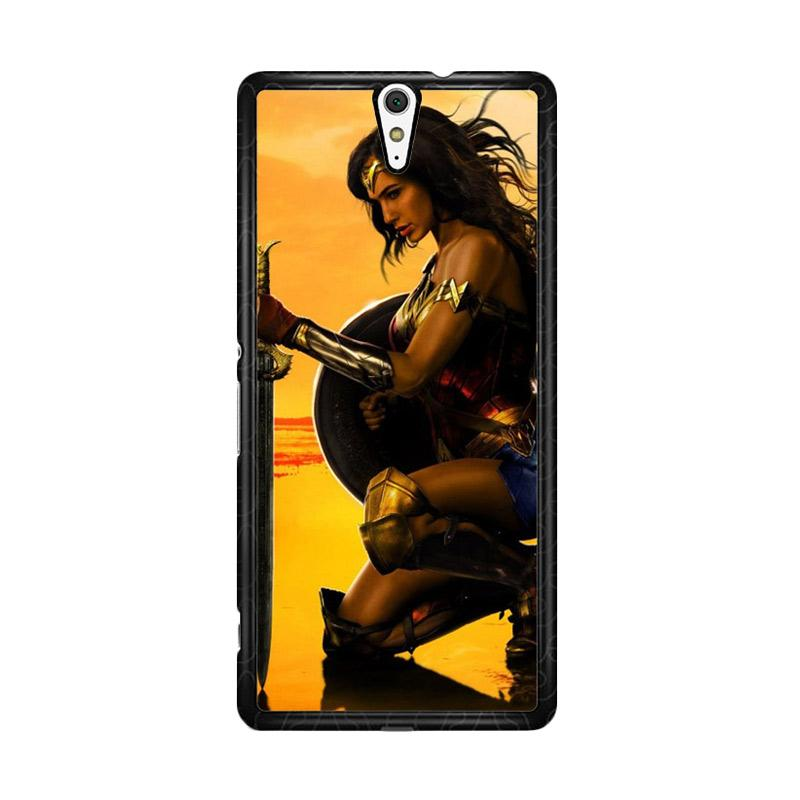 Flazzstore Wonder Woman O0689 for Sony Xperia C5 Ultra