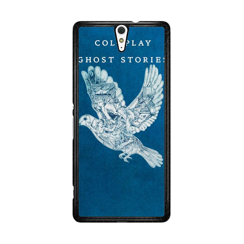 Flazzstore Coldplay Ghost Stories F0857 Custom Casing for Sony Xperia C5 Ultra