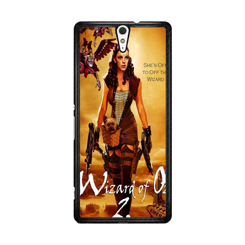 Flazzstore Wizard Of Oz 6 Z0061 for Sony Xperia C5 Ultra