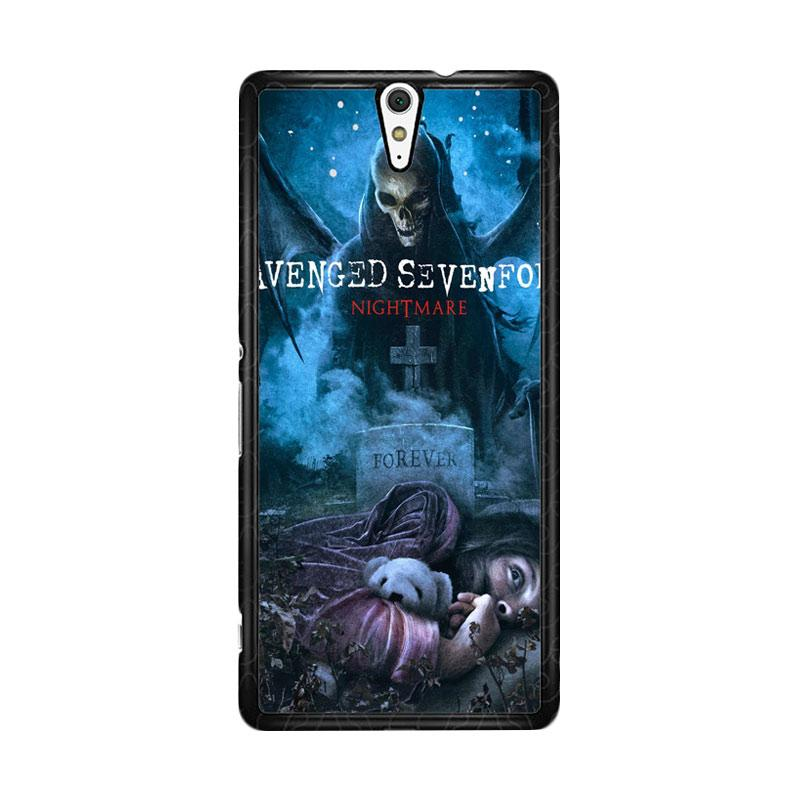 Flazzstore Avenged Sevenfold Rip Z0124 Custom Casing for Sony Xperia C5 Ultra