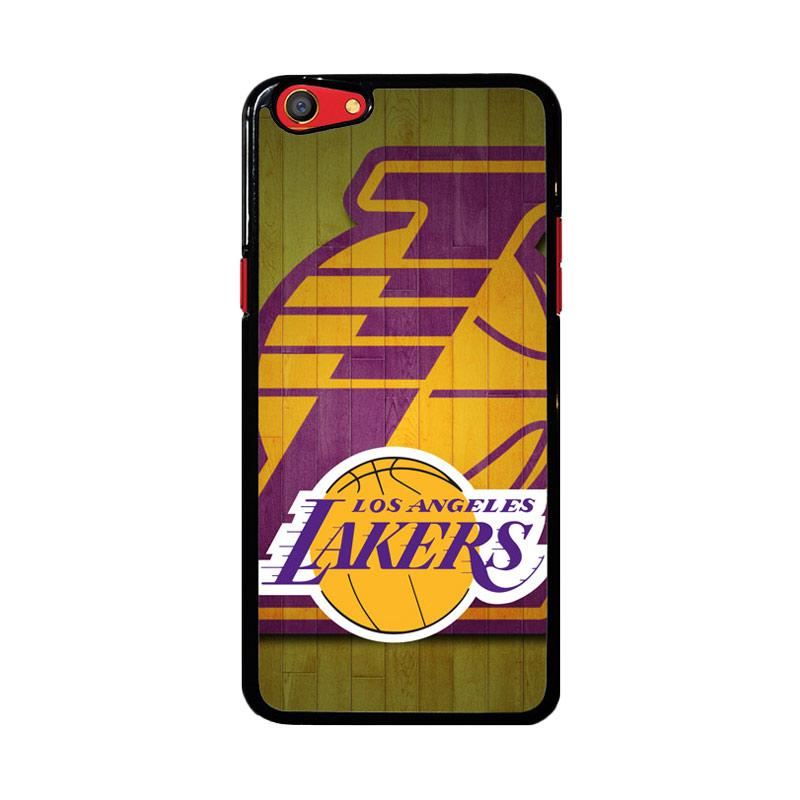 Flazzstore Los Angeles Lakers Z3222 Custom Casing for Oppo F3