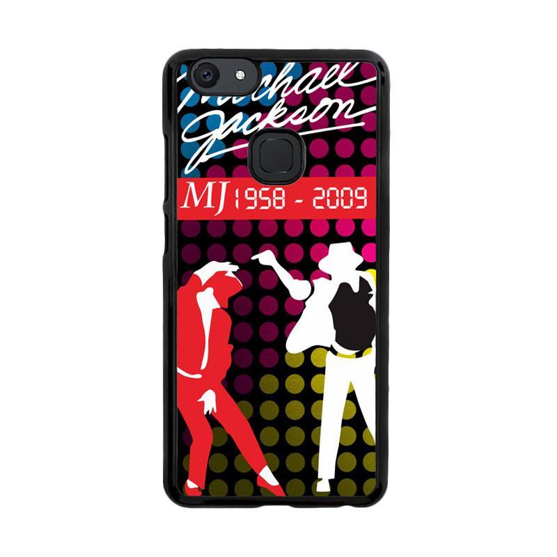 Flazzstore Michael Jackson Z2468 Custom Casing for Vivo V7 Plus