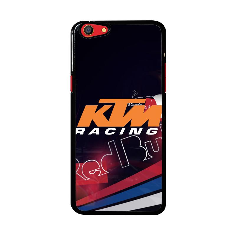 Flazzstore Ktm Racing Red Bull Z3359 Custom Casing for Oppo F3