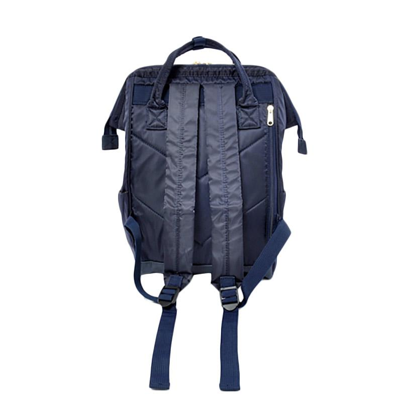 Jual Anello AT-B1492 Small High Density Nylon Backpack Tas Ransel - Navy  Online - Harga   Kualitas Terjamin  4ef8e1d303