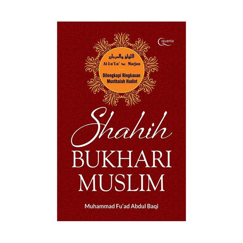 Elex Media Komputindo Hadits Shahih Bukhari By Muslim (HC) Buku Religi