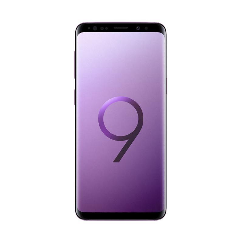 Samsung Galaxy S9+ Smartphone - Lilac Purple [128 GB/ 6 GB]