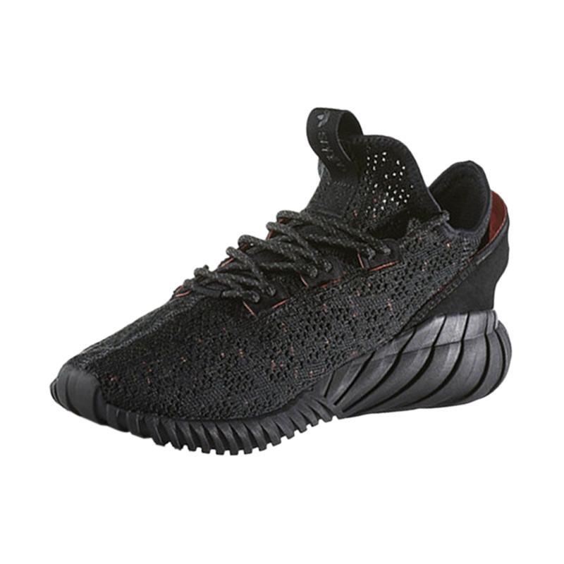 harga adidas Men Tubular Doom Sock Bred Sepatu Sneakers Pria - Black   BY3559  Blibli 69d267980d