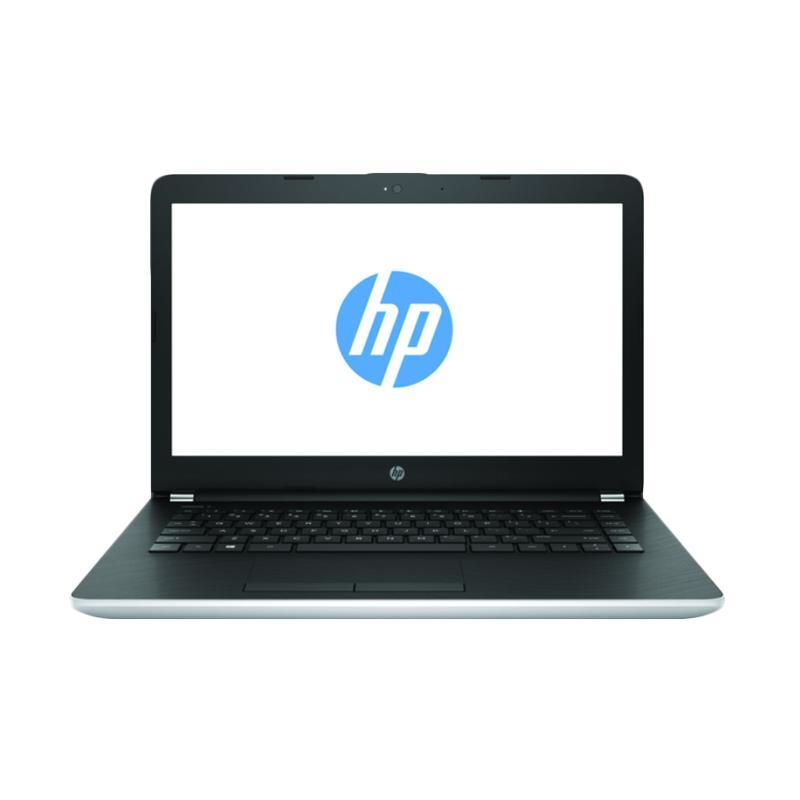 harga HP 14-BW504AU Notebook - Black Silver [14 Inch HD/ AMD A9-9420/ 4 GB/ 500 GB/ Win 10] Blibli.com