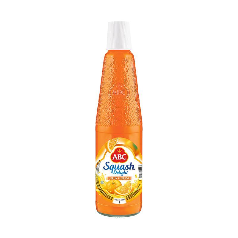 harga ABC Squash Orange Sirup [525 mL] Blibli.com